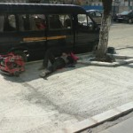 Lunch break