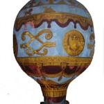 Primul zbor al unui balon cu aer cald