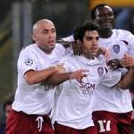 CFR Cluj invinge la Roma
