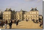 palatul Luxembourg, senatul Frantei