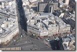 Paris la ora pranzului din turnul Montparnasse