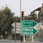 Primul semafor functional din Alger