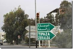semafor in Alger