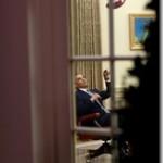 Casa alba: Obama e pe Flickr