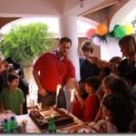Petrecerea copiilor