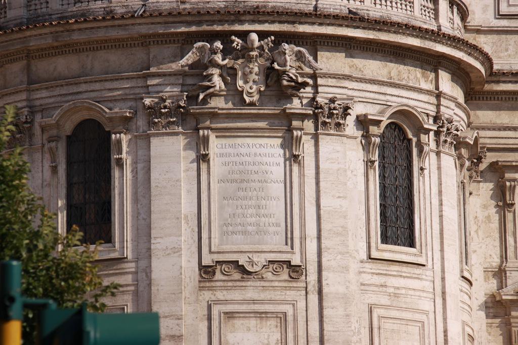 Intermezzo in Roma