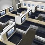 Confort la Swiss Airlines