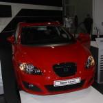 Salonul auto de la Alger