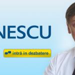 Crin Antonescu – viitorul presedinte al Romaniei