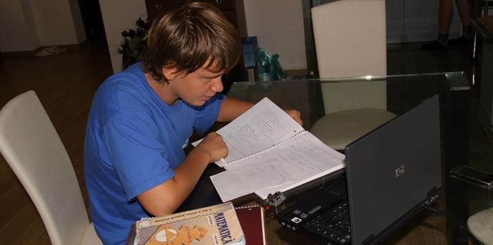 la studiu