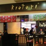 Kiotori – restaurant japonez in Rabat