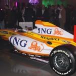 Masina Renault de Formula 1