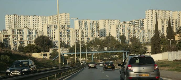 skyline algiers
