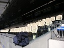 Stadionul Santiago Bernabeu Madrid - tribuna oficiala