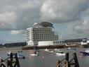 Cardiff in portul de agrement