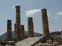 Templul lui Apollo - Delphi