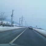 "Circulatia pe drumurile ""inzapezite"""