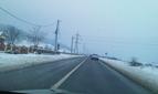 Circulatia pe drumurile romanesti dupa ninsoare este buna