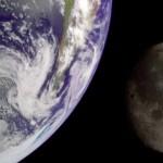 Eclipsa partiala si luna albastra in noaptea de Revelion