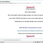Yahoo Phishing – pentru cei neinitiati