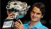 Federer castiga Australian Open 2010
