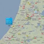Urmareste zborurile online pe Google Maps