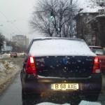 Din traficul… de Bucuresti