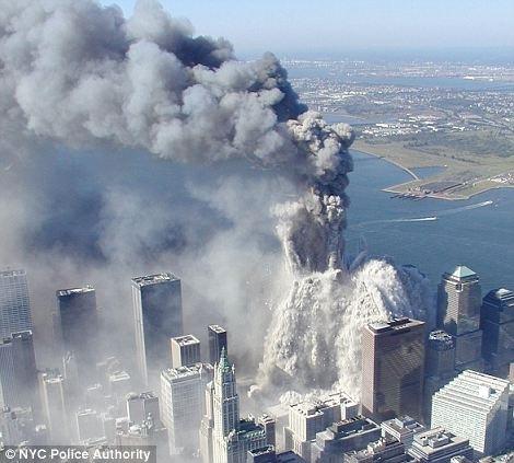 "Fotografii din ""aer"" de la 9/11 World Trade Center – New York"