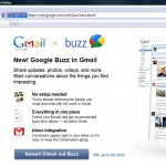 S-a activat Google Buzz