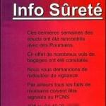 Imaginea romanilor in Franta