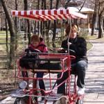 Instantanee in parc