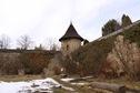 fortificatia manastirii moldovita