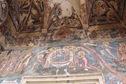 pictura in prodvorul manastirii moldovita