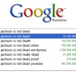 Michael Jackson traieste?