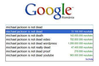 michael jackson is not dead