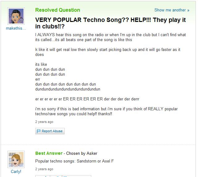 Cat de bun este Yahoo answers!