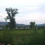 Satra de tigani in Romania anului 2010
