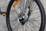 roata din fata bicicleta ferrari