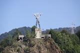 statuia lui prometeu la barajul de la vidraru