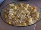 cartofi cu branza la cuptor