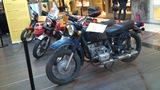 expozitie de motociclete rusesti in mall