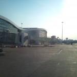 Fotografii din terminalul nou de la Otopeni