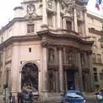 Piata Quattro Fontani Roma