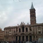 Piata Santa Maria Maggiore Roma