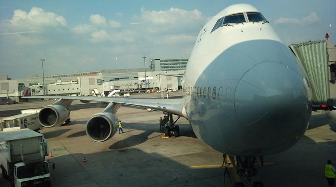 jumbo jet - 747