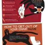 Statul pe scaun e periculos