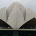 Lotus Temple – New Delhi