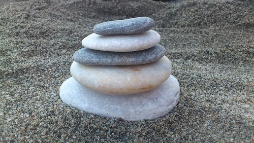 aranjament de pietre