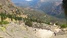 amfiteatrul de la Delphi