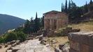 templul la Delphi
